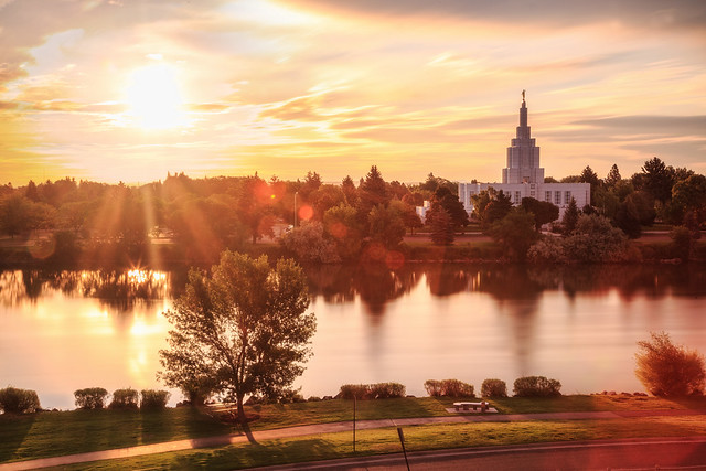 Good Morning, Idaho Falls!