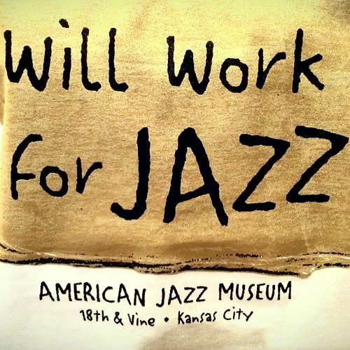 Will Work for Jazz