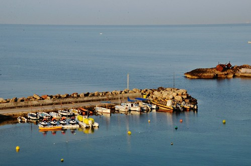 Mar en calma, Cala Estància, Can Pastilla, Mallorca  Flickr