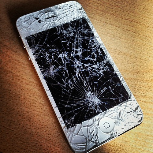 Iphone  Broken Screen Trade In