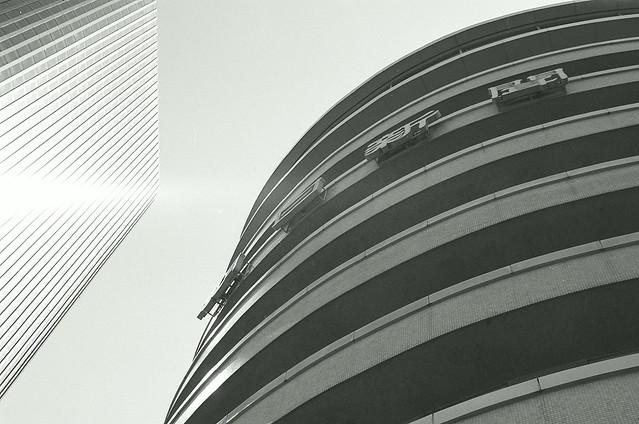 The Asahi Shimbun Building (1968-2013)