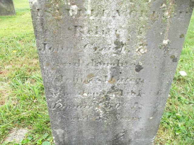 Silver Spring Presbysterian Churchyard (1)