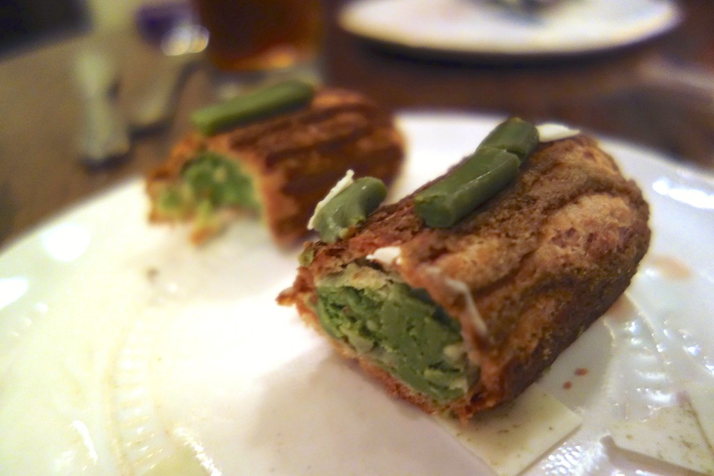 Matcha Eclair | Bosie Tea Parlor | Morton St | West Village