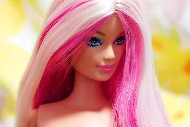 Pink Barbie CC Version