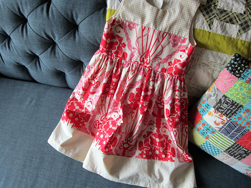 a dress for Aria