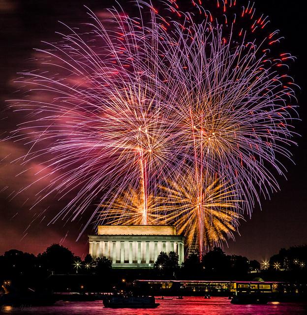 4th July @ Washington DC