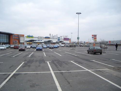 Обновление парковочного приложения.