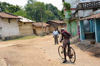 Villagers of Balbaspur (a colony of displaced people) are still struggling for livelihood opportunities in their village.