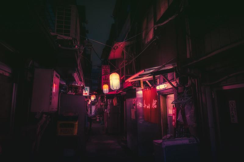 上野 キムチ横丁 Ueno Korean Town