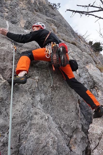 Hohe Wand Auf Wildenauers Spuren 220 m (6+/7-)