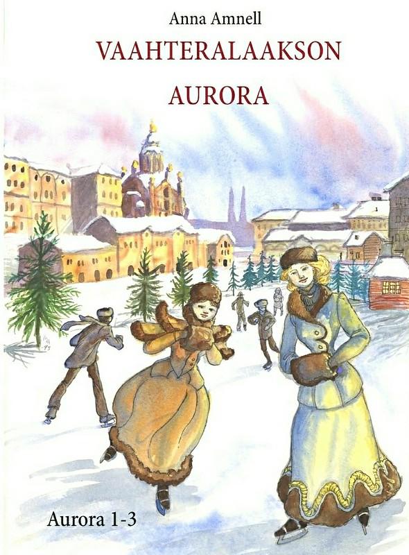 2014 Vaahteralaakson Aurora. Aurora 1-3