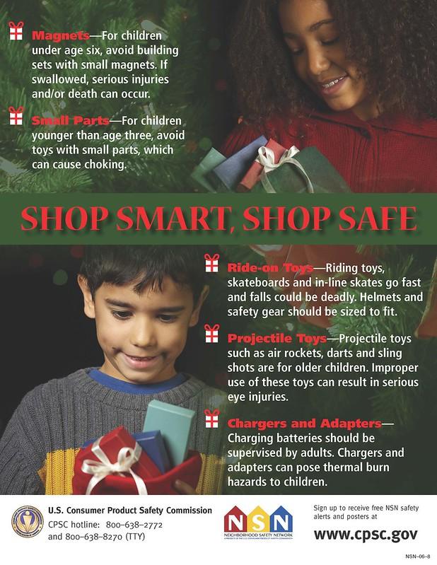 Shop Smart, Shop Safe