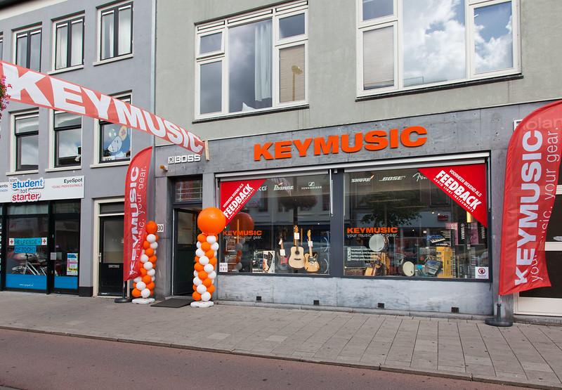 KEYMUSIC Utrecht