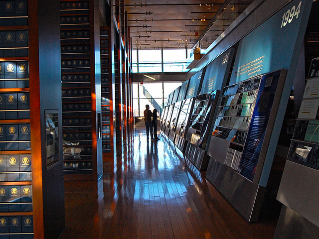 William Clinton Presidential Library