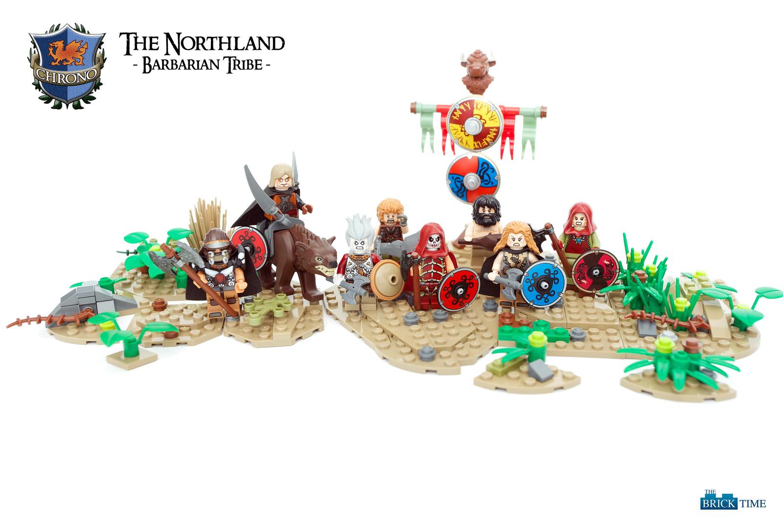 Barbarian Tribe