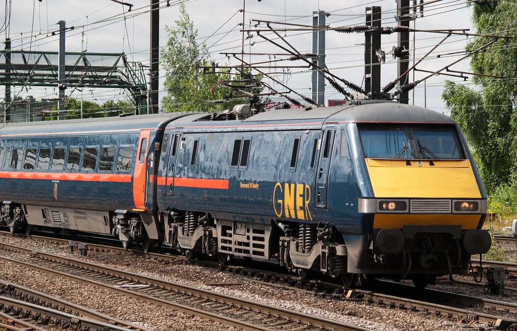 GNER Class 91 - 91024