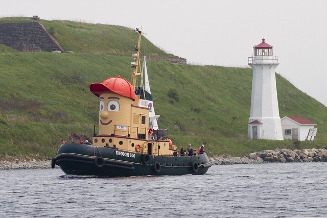 Theodore the tugboat