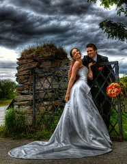 HDR Wedding | by Amundn