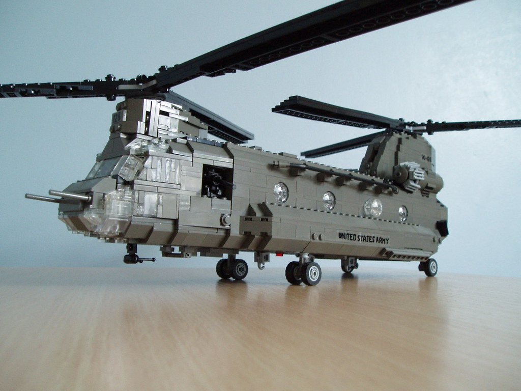 Lego Αεροπλάνα και Ελικόπτερα - Σελίδα 3 3067459127_bac9d9acb3_b