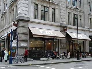 EAT, Regent Street, London W1 | by Kake .