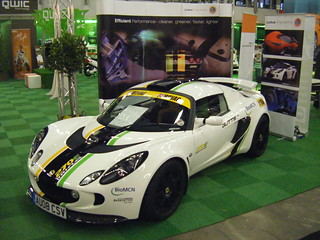 lotus exige tri-fuel @ ING racesalon 2008 with lotsov | by Edgar Neo