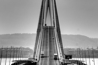 Pont de Normandie France | by WorldPixels