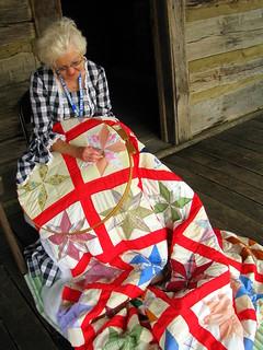 Craft Fair Lady Bombers
