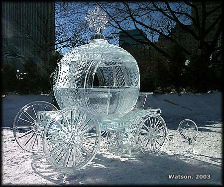 Ice Sculpture | by boscobridalexpos