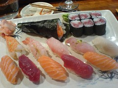 Sushi special | by clotilde