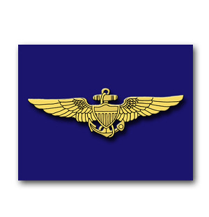 Naval Aviator Wings - stationery | by Joyful Abode