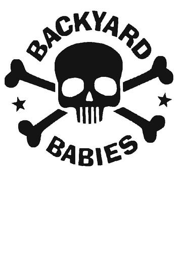 Backyard Babies Logo