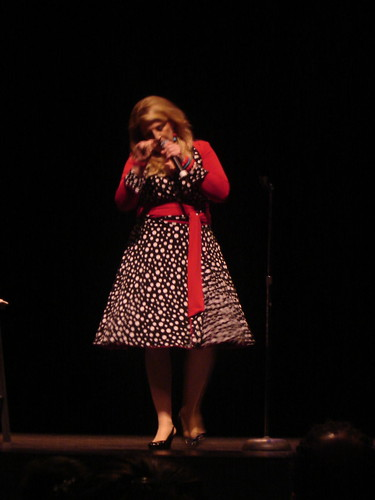 Lisa Lampanelli at the Victoria | by tmantones