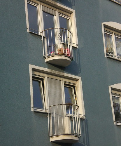 Balcony beauty | by la sortie