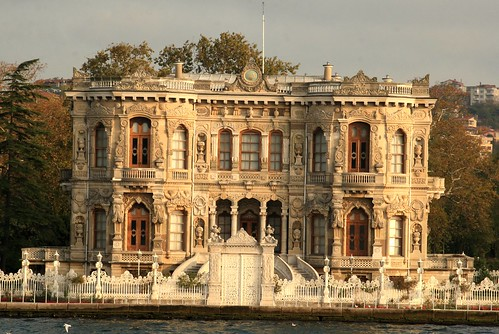 Kucuksu - hunting pavilion of the sultans, in Istanbul | by Alaskan Dude