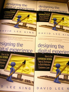 my book arrived | by David Lee King