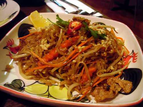 Pad Thai Restaurant Highland Park Nj