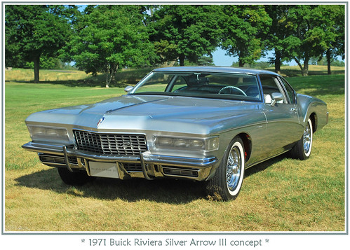 1971 Buick Silver Arrow III | by sjb4photos