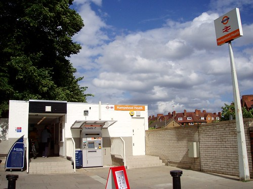 Hampstead Heath Station The London Overground Station