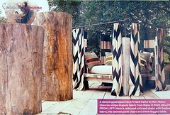 chevron curtains | by Sterin