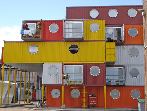 Container City | by diamond geezer