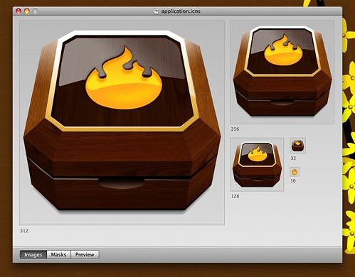 Tinderbox Icon by Bryan Bell | by factoryjoe