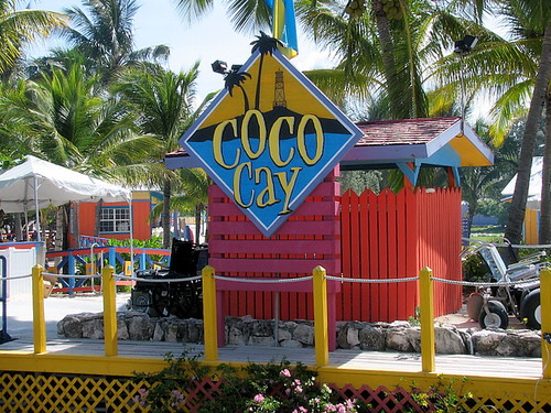 welcome to Coco Cay! | by peggy.