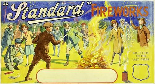 Standard Firework Posters