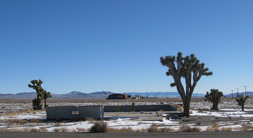 Tonopah Airfield base theater (0611) | by DB's travels