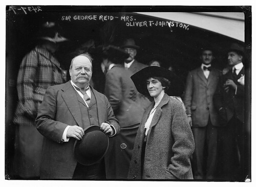 Sir Geo. Reid - Mrs. Oliver T. Johnston  (LOC) | by The Library of Congress
