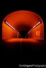 Tunel | by Don Ungaro