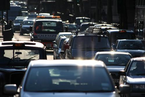Marylebone Road Rush Hour