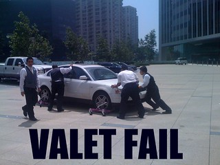 Valet Parking FAIL | by mil8