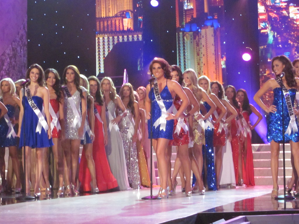 Pageant Contestants Say Trump Walked in on Them Changing