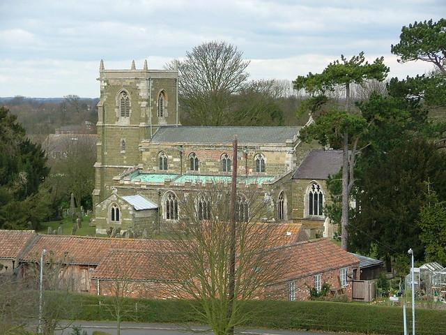 Grimoldby Church